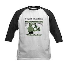 Personalizable Irish Club Baseball Jersey