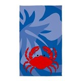 Crab 3'x5' Area Rug