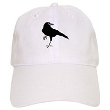 Crow Baseball Baseball Cap
