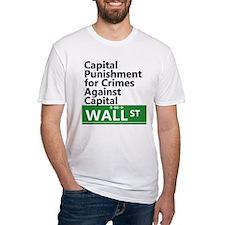 Capital Punishment For Crimes Against Capital T-Sh