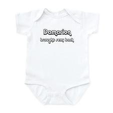 Sexy: Damarion Infant Bodysuit