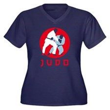 judo fighters Plus Size T-Shirt