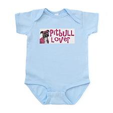pitbull lover Body Suit
