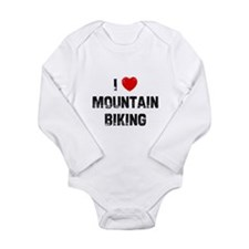 I * Mountain Biking Body Suit