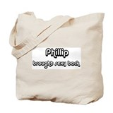 Sexy: Phillip Tote Bag