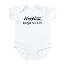 Sexy: Johnathon Infant Bodysuit