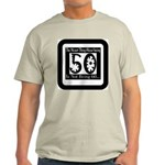 Being 50 Ash Grey T-Shirt