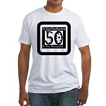 Being 50 Fitted T-Shirt