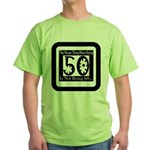 Being 50 Green T-Shirt