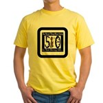 Being 50 Yellow T-Shirt