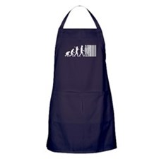 Transcendent Man Evolution Apron (dark)