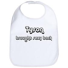 Sexy: Tyson Bib