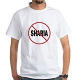 No Sharia Shirt