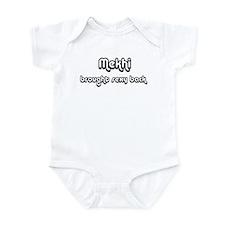 Sexy: Mekhi Infant Bodysuit