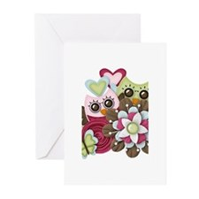 Owl Wonders Greeting Cards (Pk of 10)