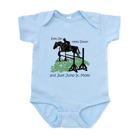 Fun Hunter/Jumper Equestrian Horse Body Suit