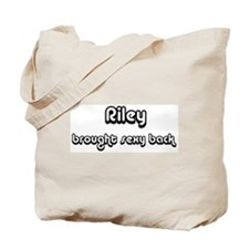 Sexy: Riley Tote Bag