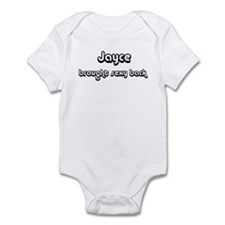 Sexy: Jayce Infant Bodysuit