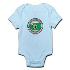 Washington Everett LDS Mission State Flag Onesie