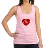 HatchLife Heart Shift Racerback Tank Top