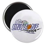 ENDZONE SPORTS (BLUE) Magnet