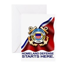 U.S. Coast Guard Greeting Cards (Pk of 10)