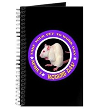 TAKE YOUR RODENT TO WORK DAY Journal