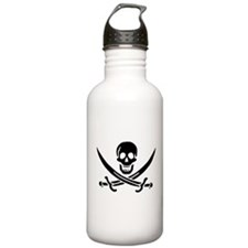 Calico Jack Symbol Water Bottle