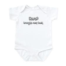 Sexy: Yusuf Infant Bodysuit