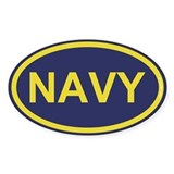 US Navy Decal