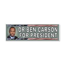 DR.CARSON BUMPER Car Magnet 10 x 3