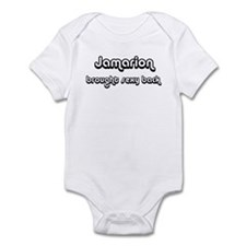 Sexy: Jamarion Infant Bodysuit