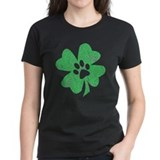 St Patty's Paw Tee