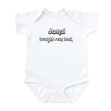 Sexy: Jamal Infant Bodysuit