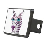 zelda da zebra Hitch Cover