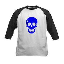 Blue Skull Baseball Jersey