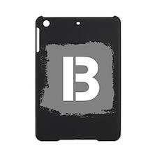 Initial Letter B. iPad Mini Case
