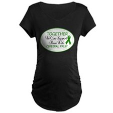 Cerebral Palsy Support Ribbon T-Shirt