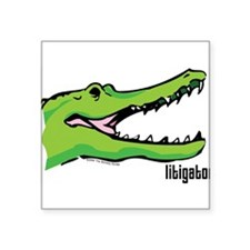 Litigator Rectangle Sticker