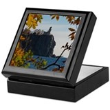 Split Rock Lighthouse Keepsake Box