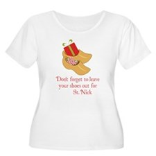 Don't Forget Plus Size T-Shirt