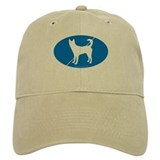 Israel Flag Canaan Dog Cap