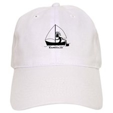 Kokopelli Sailor Baseball Cap