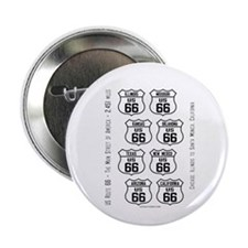 "US 66 - All States 2.25"" Button (10 pack)"