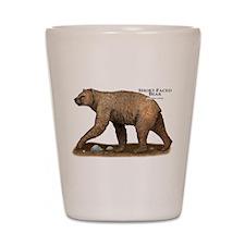 Short-Faced Bear Shot Glass