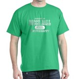 Bocce Ball University T-Shirt