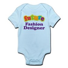 Future Fashion Designer Infant Bodysuit