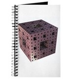 Copper Menger Sponge Fractal Journal
