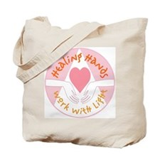 Healing hands - Tote Bag