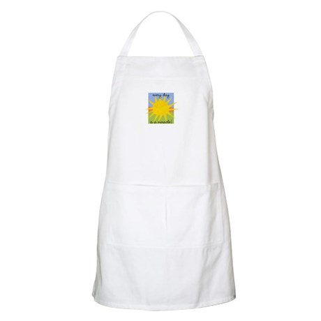 Every day is a miracle BBQ Apron